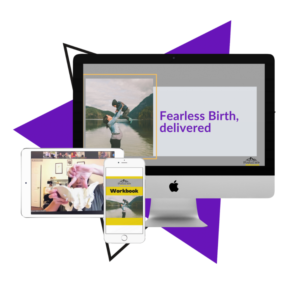 Fearless Birth, delivered